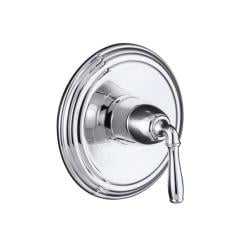Kohler K-T397-4-CP Polished Chrome Valve Trim