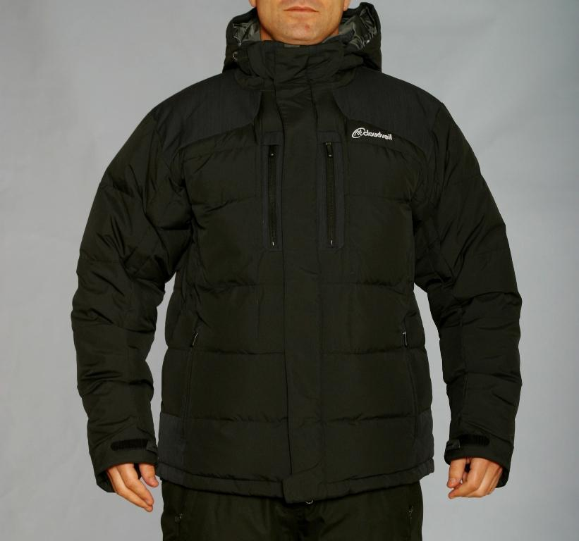 Cloudveil Men's Down Patrol Winter Jacket
