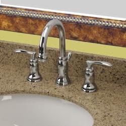 Fontaine Amor Chrome Widespread Bathroom Faucet