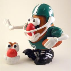 Michigan State Spartans Mr. Potato Head