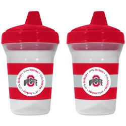 Ohio State Buckeyes Sippy Cups (Pack of 2)
