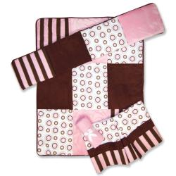 Trend Lab Bubblegum 6-piece Crib Bedding Set