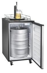 Frosty Keg Kegerator and Beer Dispenser