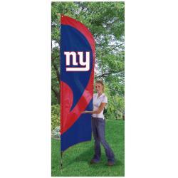 New York Giants Tall Nylon Team Flag