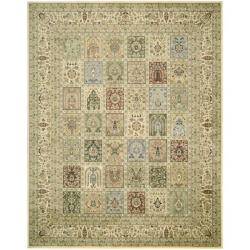 Regency Beige Geometric Rug (7&#39;3 x 9&#39;3)