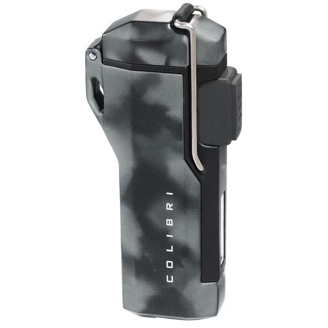 Colibri 'Summit' Camouflage Jet Flame Lighter