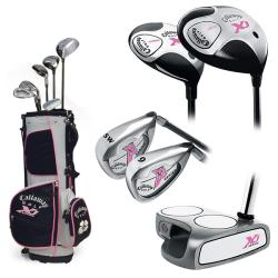 Callaway XJ Girl's Jr Golf Club Set