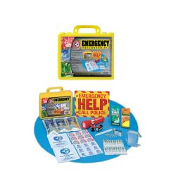 Total Resources International Emergency Preparedness 42-pc Kit