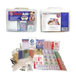 Total Resources International 25-person 170-pc First Aid Kit