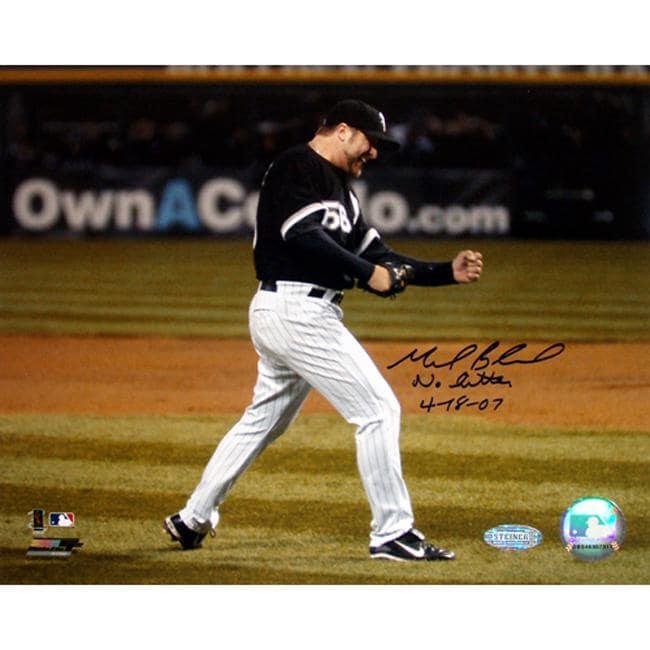Steiner Sports Mark Buehrle Autographed Photo