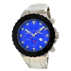 Android Men's Espionage Swiss Retrograde Stainless Steel Watch