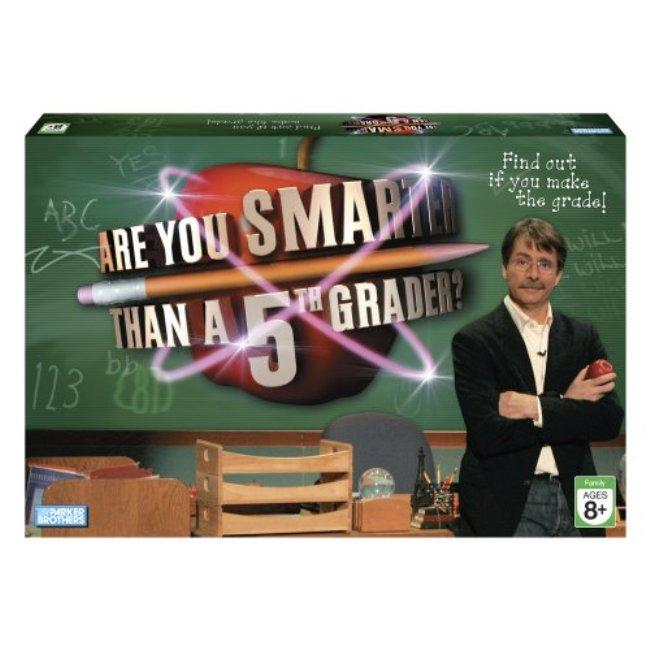 Are You Smarter Than a 5th Grader? Board Game