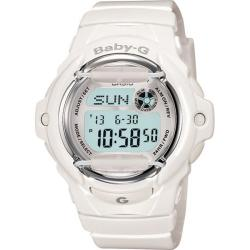 Casio Women's 'Baby-G' White Watch