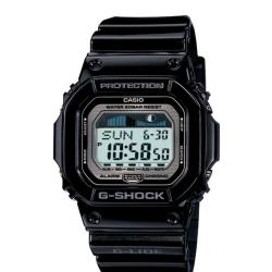 Casio Men's G-Lide 'G-Shock' Black Watch