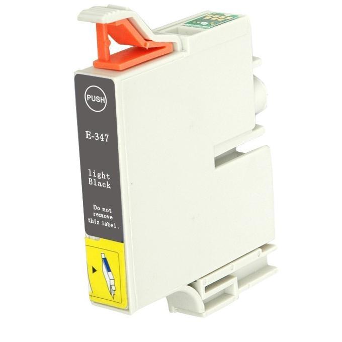 Epson Compatible T034720 Light Black Ink Cartridge