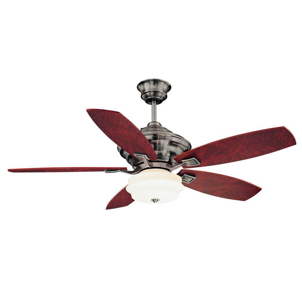 Savoy House Piedmont 3-light Pewter Ceiling Fan