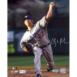 Steiner Sports Clayton Kershaw Autographed Photo