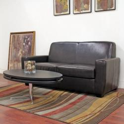 Broome Dark Brown Sofa Sleeper