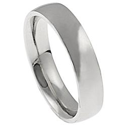 Stainless Steel Comfort Fit Band (5 mm)