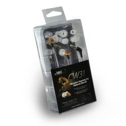 MEElectronics CW31 Clarity Series Wooden In-ear Headphones