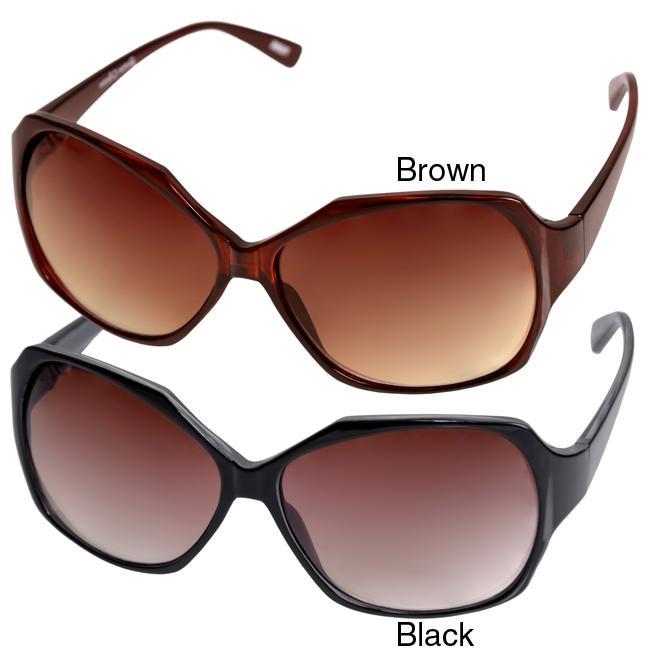Journee Collection Women's '76995-X03' Oversized Fashion Sunglasses