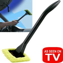 As Seen on TV Handy EZ Long Handle and Pivoting Head Windshield Wiper