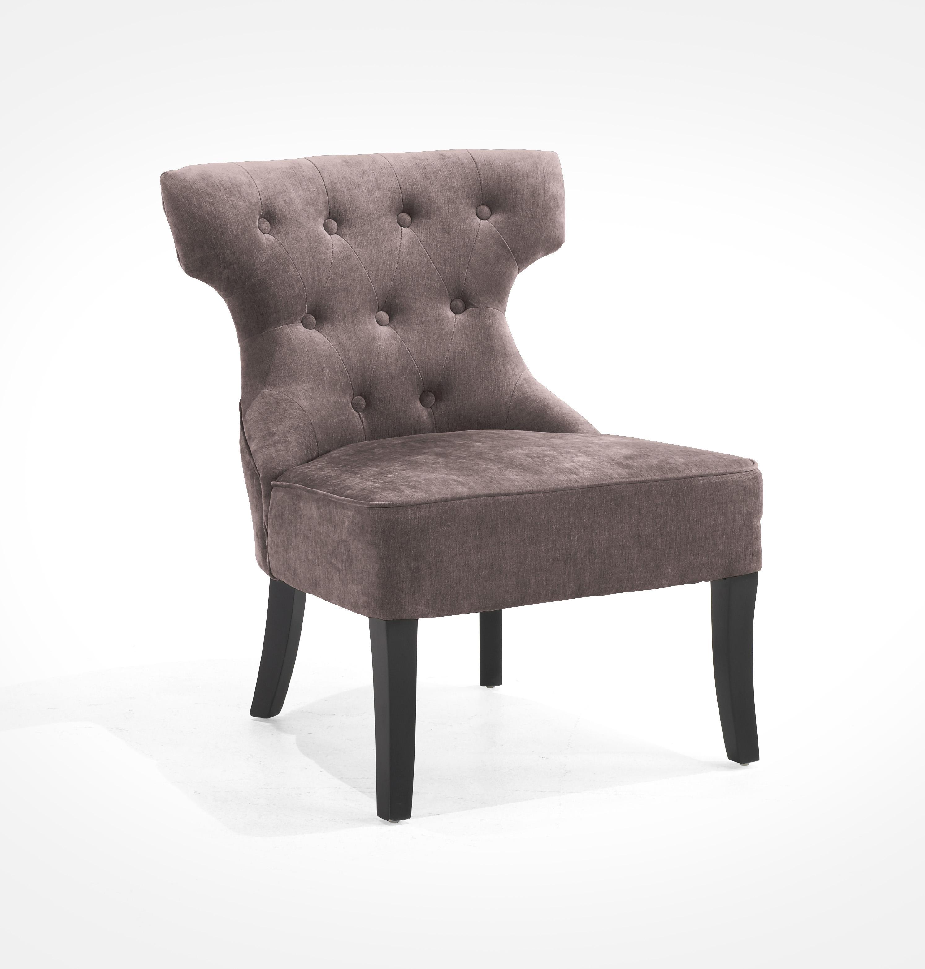 Wisteria Chenille Accent Chair