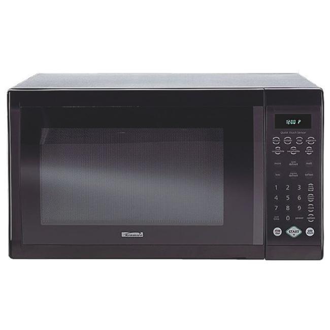 Kenmore Countertop Microwave Reviews : Kenmore 63259 Black 1.2-cu-ft Countertop Microwave - 13433156 ...