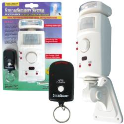 Strobe 120-dB Security System