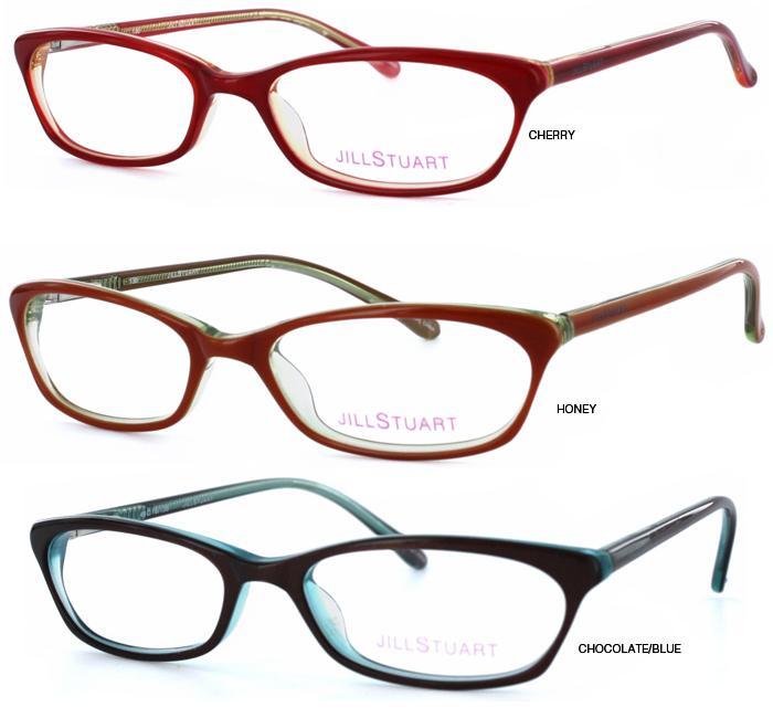Jill Stuart Women's JS153 Optical Frames