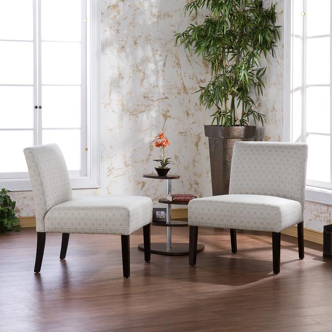 Camden Sky Accent Chairs (Set of 2)