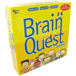 Brain Quest Grades 1-6 Quiz Game