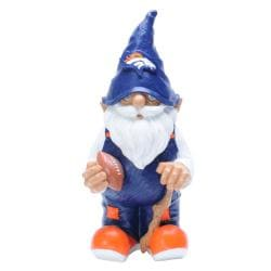 Denver Broncos 11-inch Garden Gnome