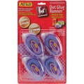 "Permanent Dot Runner 4/Pkg-.31""X315"""