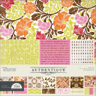 Lively Collection Kit 12