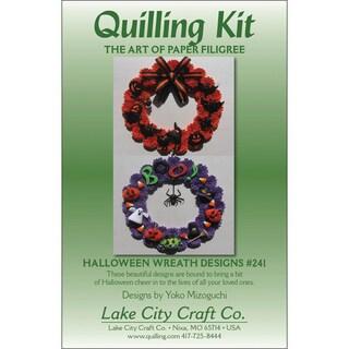 Quilling Kit-Halloween Wreaths