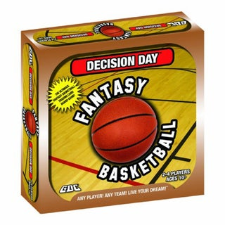 Decision Day Fantasy Basketball Board Game