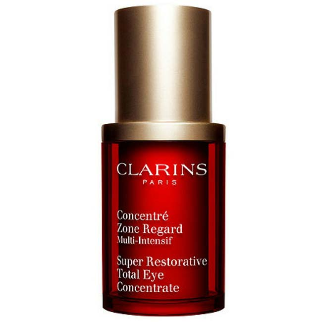 Clarins 0.5-ounce Super Restorative Total Eye Concentrate