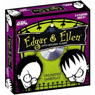 Edgar & Ellen DVD Board Game