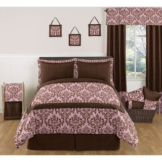 Sweet JoJo Designs Nicole 4-piece Comforter Set