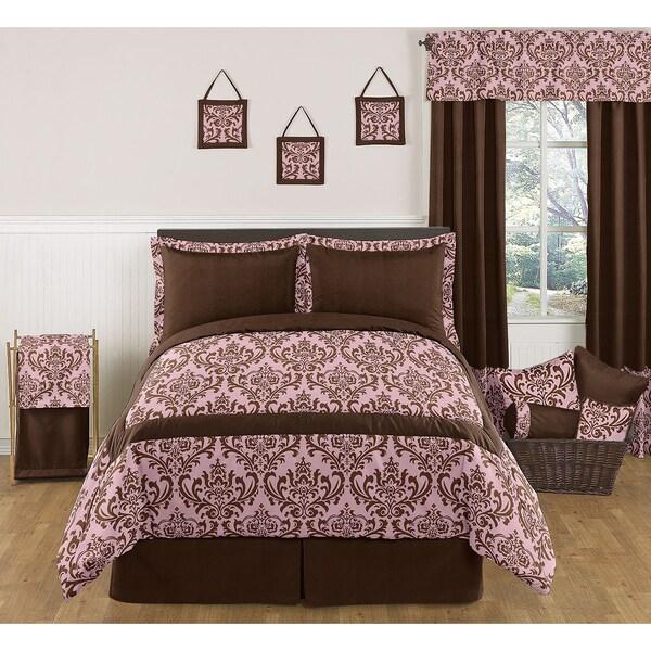 Sweet JoJo Designs Nicole 4-piece Comforter Set