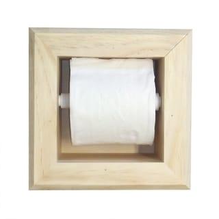 Bevel Frame Toilet Paper Holder