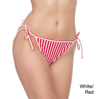 American Apparel Women's Side-Tie Bikini Bottoms