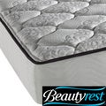 Beautyrest Elements Plush Pocketed Coil Queen-size Mattress