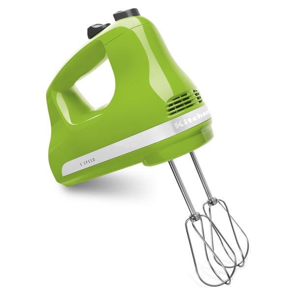KitchenAid RKHM53GA Green Apple 5-speed Power Hand Mixer (Refurbished)