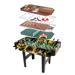 Voit Radical Challenge 11 in 1 Family Fun Table Game Center