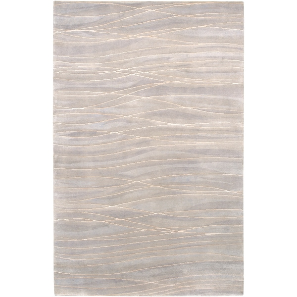 Julie Cohn Hand-knotted Brunswick Abstract Design Wool Rug (2 ' x 3')