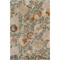 Hand-tufted Amherst New Zealand Wool Rug (2' x 3')