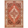 Hand-knotted Adelanto Wool Rug (2' x 3')
