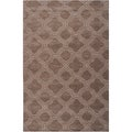 Hand-crafted Greenough Natural Wool Rug (2' x 3')